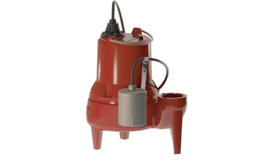 Pompes pour eaux usées